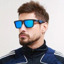 2019Classic Polarized SunGlasses Design Retro Men Square Driving Sun Glasses UV400 Shades Eyewear Protective Fishing