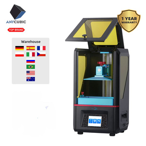Image 1 - Anycubic Photon Resin 3D Printer Resin Plus Size SLA/LCD High Precision photon Light Curing Impresora 3d Kits Upgrade