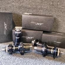Originale DEORE XT M8110 M8100 12S Ruota Libera 28H 32H Center Lock 148/142x12mm 110/100x15mm Boost Hub E THRU Assale Bici 12 Nodi di velocità