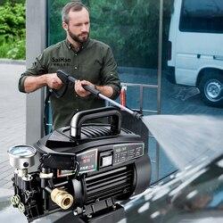 Hochdruck Reiniger Ultra Hochdruck Haushalt 220v Pumpe Automatische Reinigung Maschine Kleine Tragbare Auto Waschmaschine