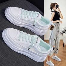 Wild Breathable White Shoes Female 2020 Summer New Korean Students Flat