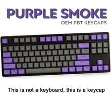 104/87 Key PBT Double Color Backlight GK61 Mechanical Keyboard Keycap For ANNE Ikbc Cherry MX Mechanical Keyboard