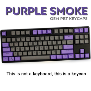 Image 1 - 104/87 Key PBT Double Color Backlight GK61 Mechanical Keyboard Keycap For ANNE Ikbc Cherry MX Mechanical Keyboard