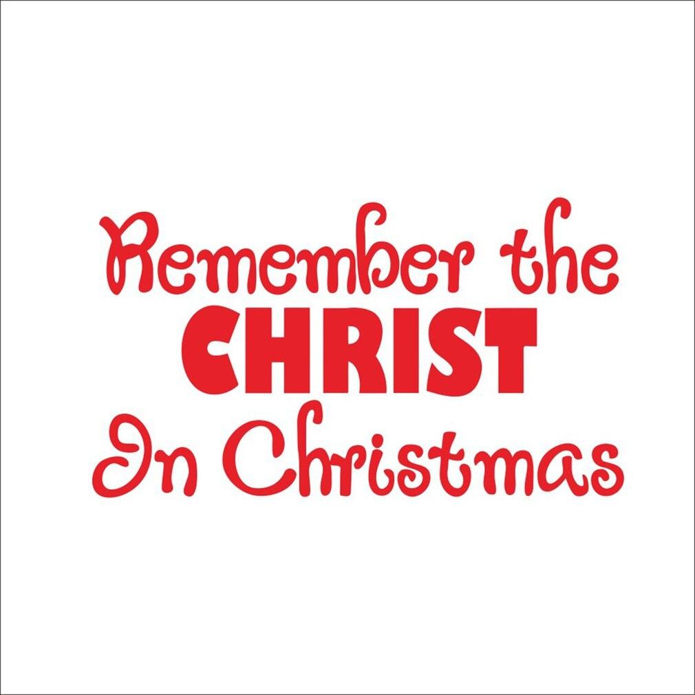 Креативные предметы домашнего обихода рождественские оконные очки декоративные наклейки для дома