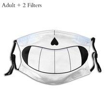 Masque Facial Sans fil, avec filtres, à la mode