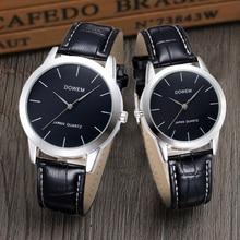 Shifenmei Couple Watch Men Casual Dress Luxury Women Quartz Wristwatch Clock for