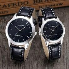 Shifenmei Couple Watch Men Casual Dress Luxury Women Quartz