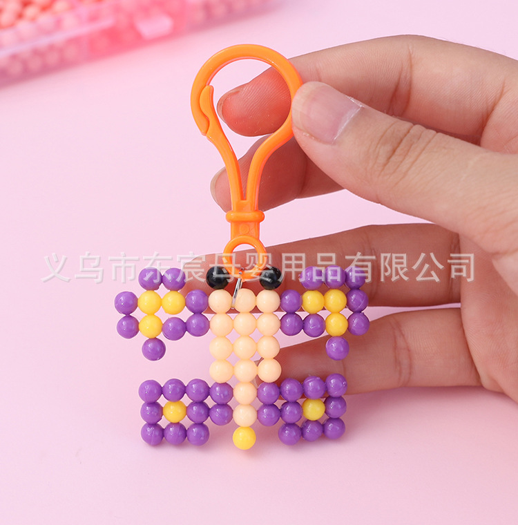 Water Mist Magic Beads Handmade DIY Water Stick Beads Fight Beans Jigsaw Puzzle GIRL'S And BOY'S Educational Toy