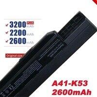 HSW 14 4 V nueva batería de ordenador portátil paquete A32-K53 A41-K53 para ASUS K53 K53E X54C X53S X53 K53S X53E