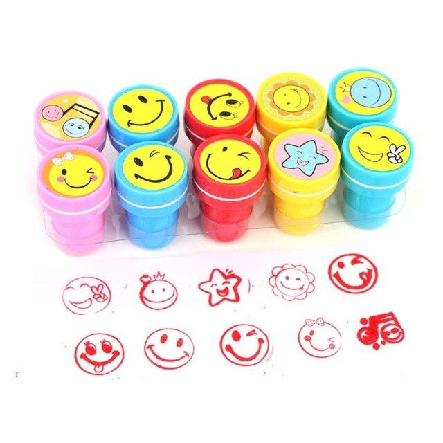 10Pcs Smile