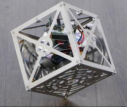 Балансировочный блок одноточечный/односторонний самобалансирующийся cubli Расширенный автоматический контроль Bblock tumbler
