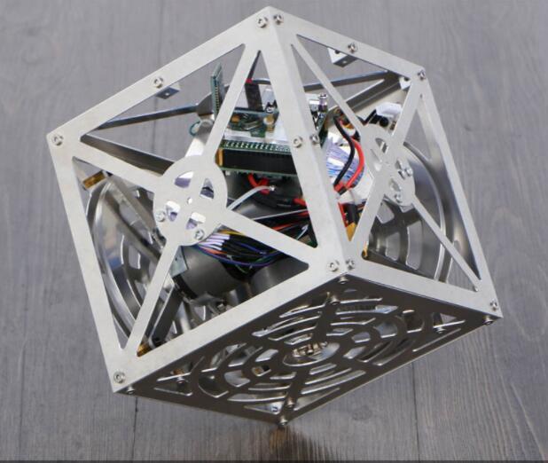 Balance Block Single Point / Unilateral Self-balancing Cubli Advanced Automatic Control Bblock Tumbler