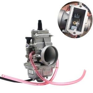 Image 2 - ZSDTRP ชุดคาร์บูเรเตอร์สำหรับ Mikuni TM28 TM30 TM32 TM34 ATV รถจักรยานยนต์ Yamaha DT200S TMX30 แบนสไลด์คาร์บูเรเตอร์