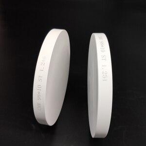 Image 4 - 1 Piece HT ST Zirconia Block Dental CAD CAM Open Weiland System Ceramic Zirconia Block 98mm*10/12/14/16/18/20/25mm