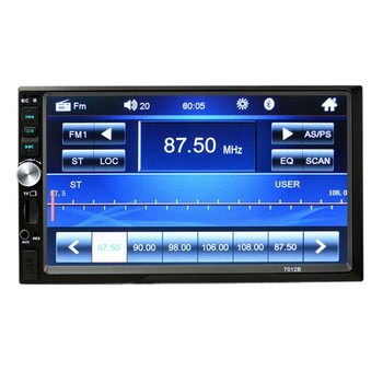 Car Players Radio Connect Android Phone Car Multimedia Player IPS Touch Screen 7inch Gps Navigation Car Video Hot image