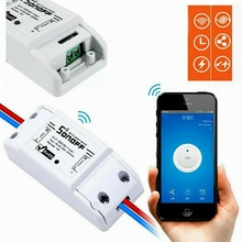 Wireless WiFi Smart Switch Remote Control Module DIY Home On Off Timer APP
