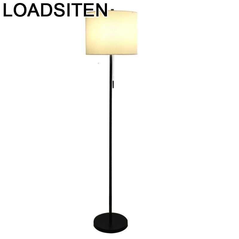 Aydinlatma Piso Lampara lámpara De Lampadaire suelo De Lambader Stehleuchte Pie De Terra Pie Salon lampadada Lampara TKcFJl13
