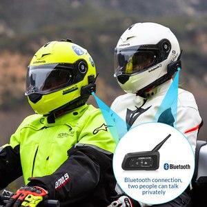 Image 4 - Lexin R6 1200M 6 Người Đi Moto Rcycle Bluetooth Mũ Bảo Hiểm Tai Nghe Liên Lạc Nội Bộ Moto Interphone Tai Nghe Intercomunicadores De Casco Moto