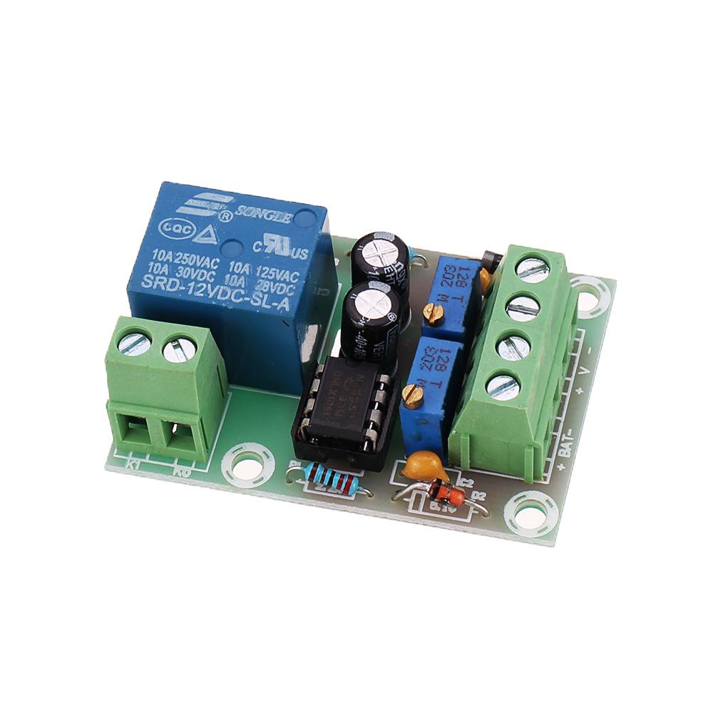 XH-M601 12V Smart Charger Power Control Board Battery Charging Module Charger Automatic Charging Power Outage Control Board