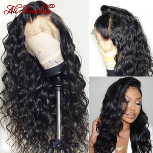 Ali Annabelle 360 Brazilian Loose Wave Lace Front Human Hair Wigs Pre Plucked Hairline Loose Deep Wave 360 Lace Frontal Wigs
