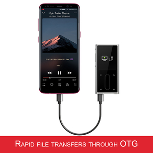 Image 5 - FiiO M3K Metal case Sport Audio Mini Lcd screen HiFi Mp3 Player Music Audio Mp 3 With Voice Recoder for Student,Kids