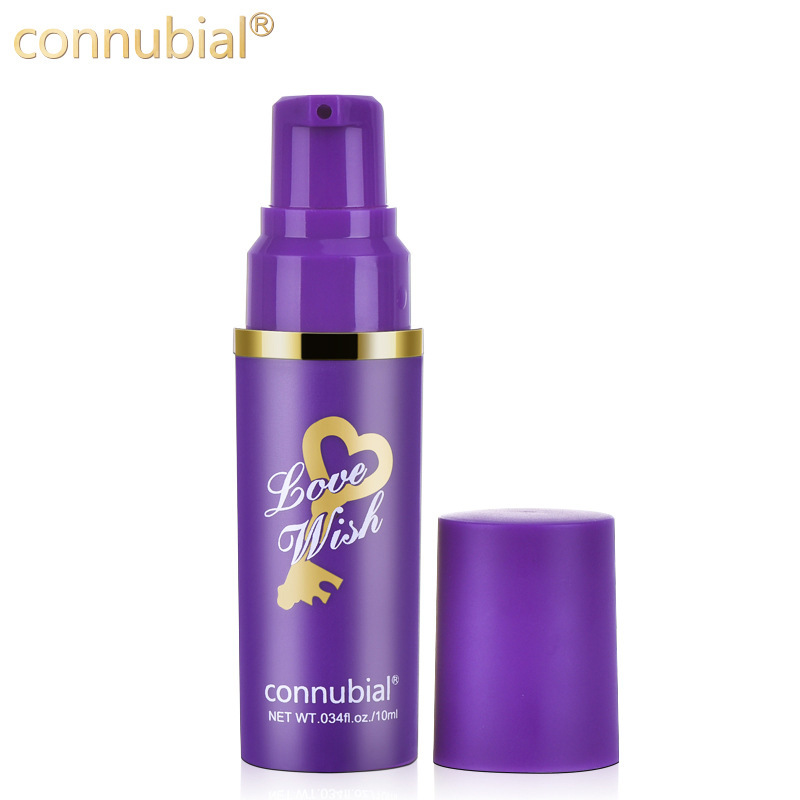 Gel orgasmique Intense 10ml sexe gouttes Exciter orgasme Spray pour les femmes Libido femelle phéromone amélioration sexuelle aphrodisiaque liquide 2