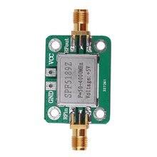 LNA 50-4000 МГц РЧ низкий уровень шума усилитель сигнала приемник модуль Щит Плата для Arduino SPF5189 NF = 0.6dB inm