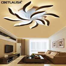 Modern chandelier flower Led lamp for living room dining kitchen bedroom, hot sale good quality