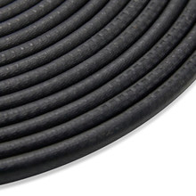 Car Seal Strip Rubber Weatherstrip Black Noise Insulation 4.5M Door Window(China)