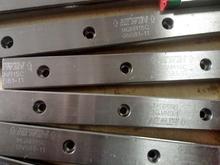1 adet 100% orijinal Hiwin doğrusal kılavuz MGNR15 L 650 mm için cnc 3d yazıcı