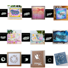 Metal Cutting Dies Background Frame Stencil For DIY Scrapbooking Embossing Paper Card Die Cuts Photo Album Making Craft square star heart rectangle circle dies frame metal cutting die for diy scrapbooking paper cards die cuts photo album making