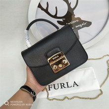 Bags FURLA High-Quality Original Women's X Black-Color 17cm-X-12cm 8cm