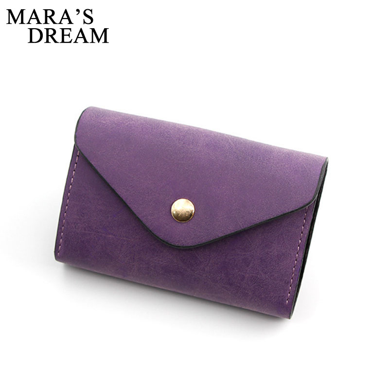 Mara's Dream 2019 Personality Creative Wallet Multifunction Coin Purse Card Package Credit Card Business Card Package