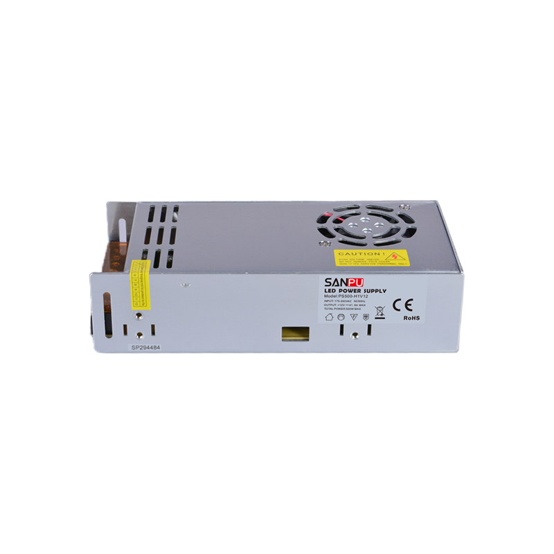 SANPU SMPS 600W 12V Universal Power Supply Unit 50A AC-DC 12Volt LED Driver Transformer 12VDC Constant Voltage 12 V High Quality image