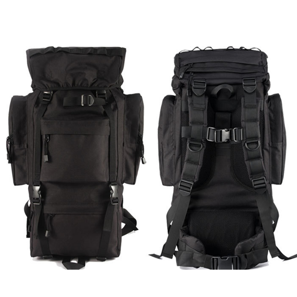 Mode toile imperméable grande capacité sacs à dos hommes sac à dos ordinateur portable voyage sac à dos école sacs quotidiens hommes et femmes - 4