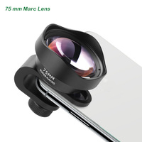 High quality mobile phone camera lens Macro Lens Phone 75MM for phone 7 8 X XS XR Max