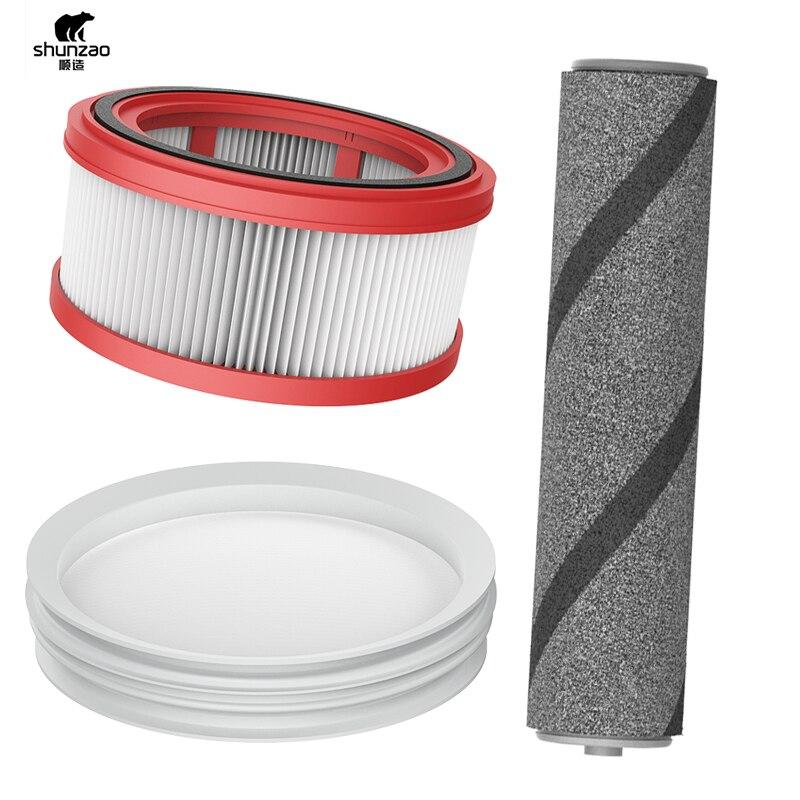 Купить shunzao z11/z11 pro запчасти для пылесоса аксессуары hepa фильтр