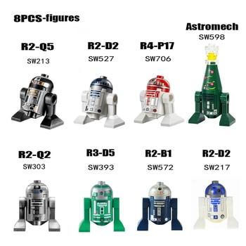 NEW Sith Jedie Order Knights SW634 SW540 SW1061 SW576 SW452 SW435 SW570 figures building blocks set Kids toys 2