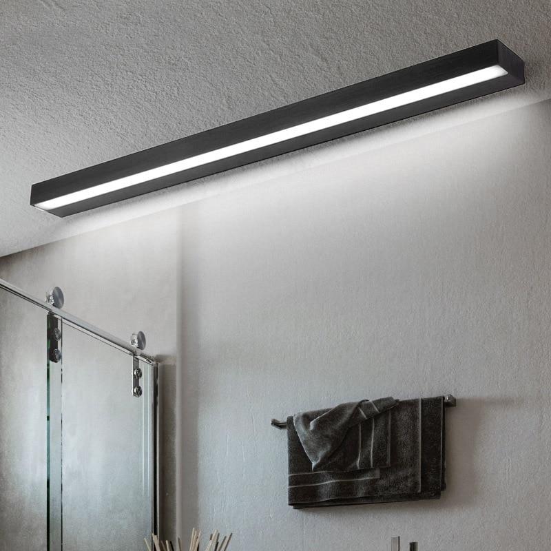 40 70 centimetros levou espelho do banheiro lampada de parede de luz de aluminio escada de