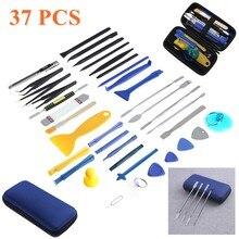 37 in 1 Öffnung Demontage Reparatur Tool Kit für Smart Handy Notebook Laptop Tablet Uhr Reparatur Kit Hand Werkzeuge