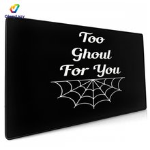 Ghoul Mouse Pad Anti-Slip Desktop Mousepad Photo Cheap Rubber Kawaii Desk Pad