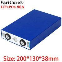 Varicore 3.2 v 90ah 배터리 팩 lifepo4 리튬 철 phospha 대용량 90000 mah 오토바이 전기 자동차 모터 배터리