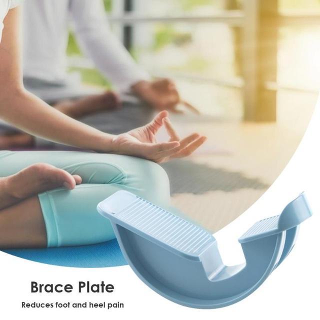 Fuß Rocker Bahre Lindern Knöchel Verstauchung Schmerzen Relief Massage Bahre Gesundheit Pflege Fuß Rocker Übung Gym Ausrüstung Werkzeug