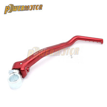 CNC Forged Kick Start Starter Lever Pedal Aluminum Arm For HONDA CRF150R CRF150 R CRF 150R 07-16