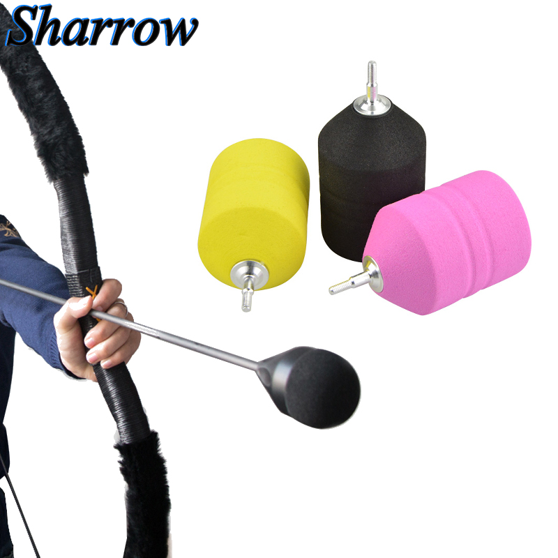 3/6/12pcs Archery Arrow Heads Sponge Foam Safety Tips Arrowheads Broadheads Shooting Hunting Practice Game Entertainment
