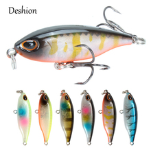 Deshion New Arrival Japan Design Fishing Lure 45mm 3.5g Sinking Mini Pencil Topwater Popper Peche Isca Artificial Bait