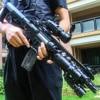 Assault Manual Rifle AR 15 BB Gun Or Water Bullet Single Shoot Assembled Guns s Sniper Arms Weapon  Adult Gift 1