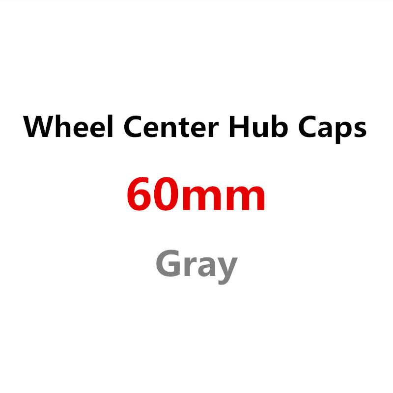 4X 60MM For AUDI A4 B6 B8 B7 B5 A6 C5 C6 C7 A5 80 8V V8 Q7 Q5 Q3 A1 A8 A7 8P 8L Car Wheel Center Hub Cap Wheel Caps Emblem Logo|Wheel Center Caps| |  - title=