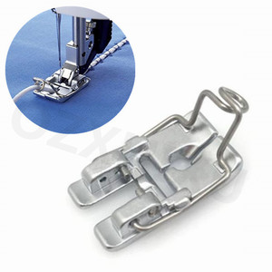 1 Piece Snap-on Braiding Presser foot, Part Number # 93-036936-91/(820230-096), Walking Foot for Pfaff 1000-7570 AA7138-2(China)