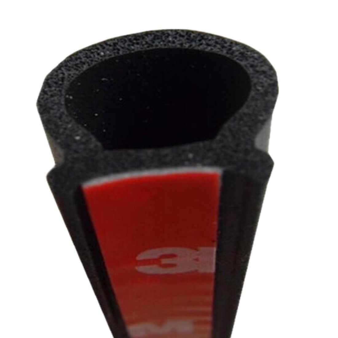 Автомобильный уплотнитель для дверей большой D маленький DType водонепроницаемый звукоизоляционный звукоизолирующий уплотнитель EPDM резиновые уплотнительные полоски